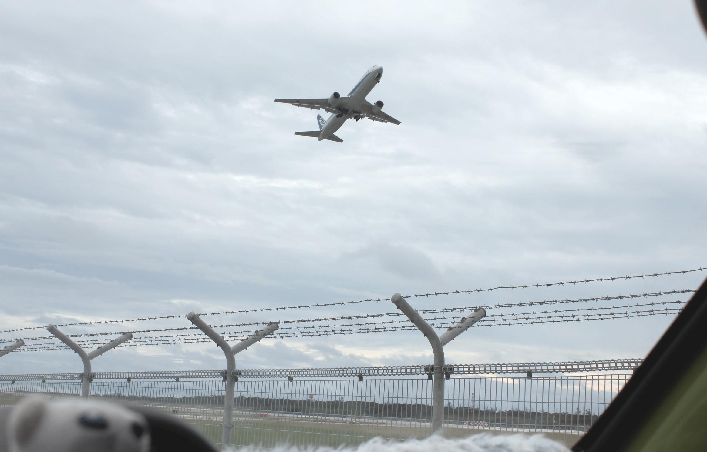 下地空港(2012)