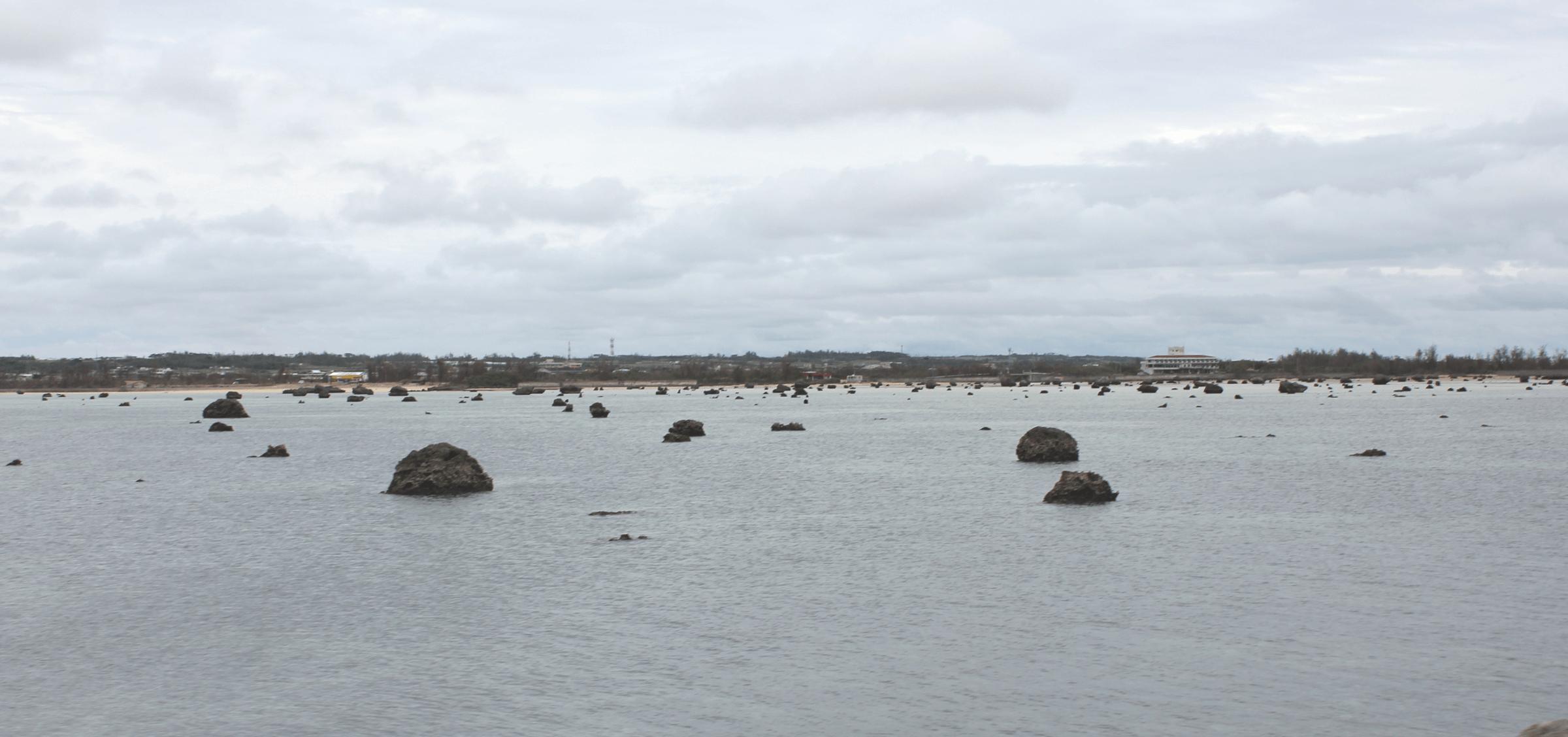 明和の大津波の残骸2