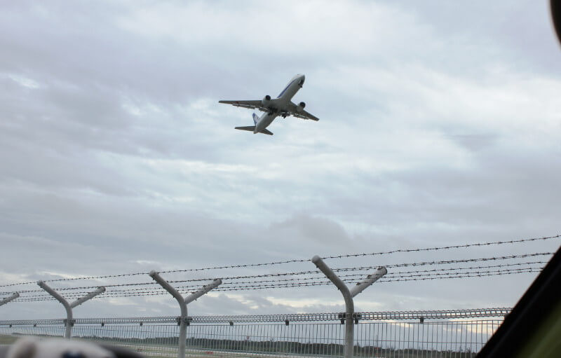 2012年の下地島空港