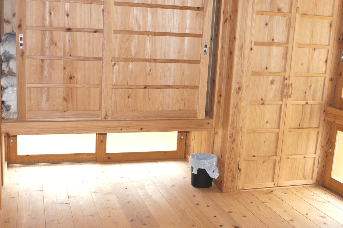 宮古島の郊外型エコハウス-寝室(裏座1)