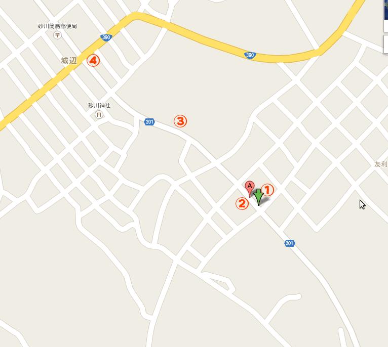 宮古島エコハウス(郊外型)の周辺地図