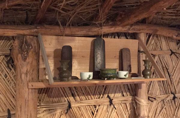 昔の家にもあったお仏壇(神棚?)