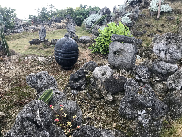 宮古島の天海山石庭(6)
