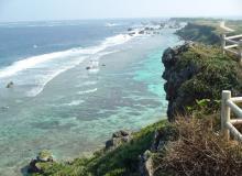 宮古島の観光名所と言えば、東平安名崎