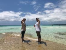 宮古島の砂山ビーチ